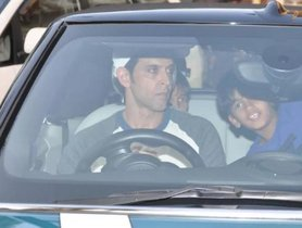 Pay A Visit To Hrithik Roshan Car Collection: From Rolls Royce Ghost To Mini Cooper S Convertible