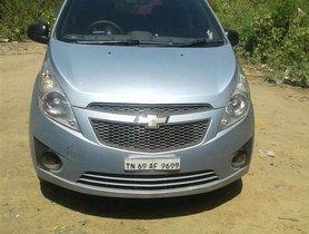 Used Chevrolet Beat 2012 MT for sale in Tirunelveli