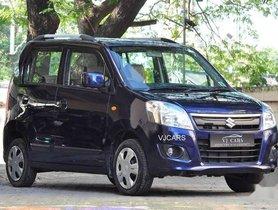 Maruti Suzuki Wagon R VXi, 2017, AT for sale in Chennai