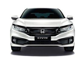 Honda Civic Gets A New Look