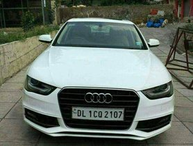 2013 Audi A4 Premium 2.0 Diesel AT in New Delhi