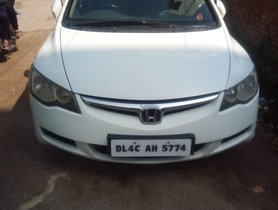 2009 Honda Civic S MT Petrol MT for sale in New Delhi