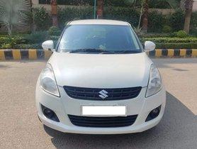 2012 Maruti Swift ZXI Petrol MT in New Delhi