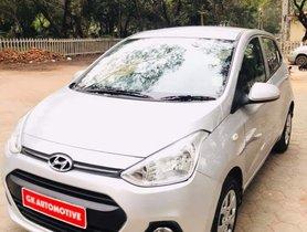 2016 Hyundai Grand i10 Petrol AT for sale in New Delhi