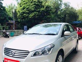 2017 Maruti Ciaz VXI Petrol MT in New Delhi