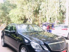 2011 Mercedes Benz E 250 Diesel AT in New Delhi