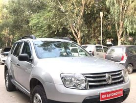 2014 Renault Duster RXE Diesel MT in New Delhi