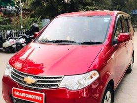 2013 Chevrolet Enjoy Petrol MT for sale in New Delhi