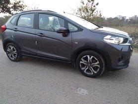 2018 Honda WR-V i-VTEC VX Petrol MT for sale in Faridabad