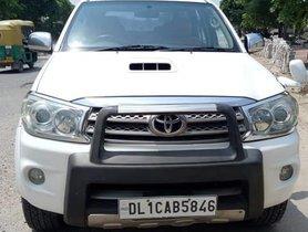 2011 Toyota Fortuner Diesel MT for sale in New Delhi