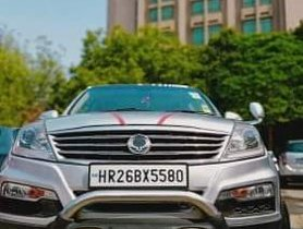 2013 Mahindra Ssangyong Rexton RX7 for sale in Gurgaon