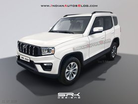Next-Gen Mahindra Scorpio Arriving in 2021