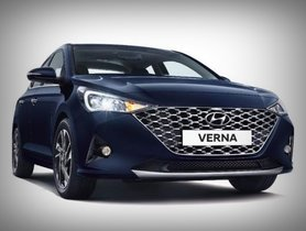 2020 Hyundai Verna Ready for Launch with a Powerful Turbo Petrol Engine