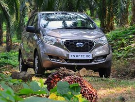 BS4 Datsun Redi-Go Being Offered With 1.5 Lakh Discount