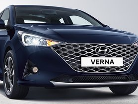 New Look Hyundai Verna Bookings Commence, Launches On March 26