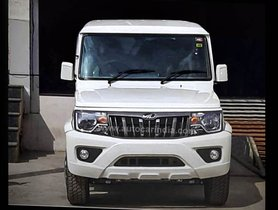 Mahindra Bolero Gets A New Lease of Life, Launch Soon