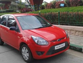 Used Ford Figo Petrol ZXI 2011 MT in Bangalore