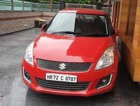 2016 Maruti Swift ZXI Petrol  MT for sale in New Delhi