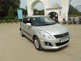 2017 Maruti Swift LXI Petrol MT for sale in New Delhi