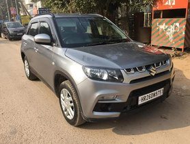 2018 Maruti Vitara Brezza VDI (O) DIesel MT for sale in New Delhi