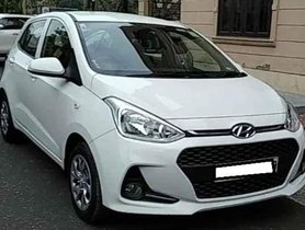 2018 Hyundai Grand i10 Magna Petrol MT  for sale in New Delhi