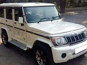 2015 Mahindra Bolero ZLX Diesel MT for sale in New Delhi