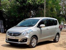 2018 Maruti Suzuki Ertiga AT for sale in Madurai