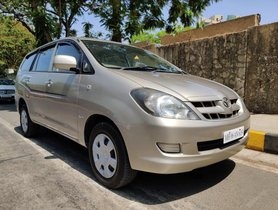 Used 2008 Toyota Innova 2004-2011 MT for sale in Mumbai