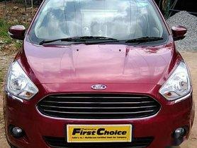Ford Figo Aspire 2017 MT for sale in Thiruvananthapuram