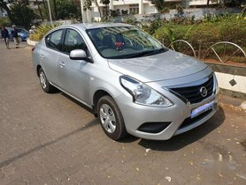 Used Nissan Sunny XL CVT 2016 AT for sale in Mumbai