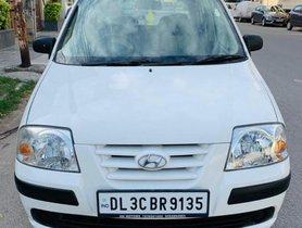Hyundai Santro Xing GL Plus 2012 MT in New Delhi