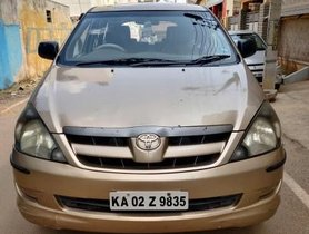 2005 Toyota Innova 2004-2011 MT in Bangalore