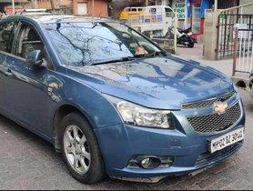 Used Chevrolet Cruze LTZ 2010, Diesel AT for sale in Mumbai