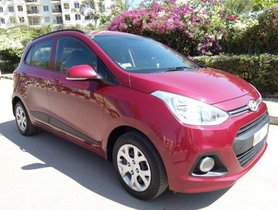 2015 Hyundai i10 Sportz MT for sale in Bangalore