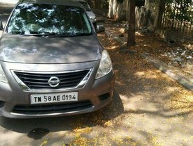 Used Nissan Sunny XL 2013 MT for sale in Chennai
