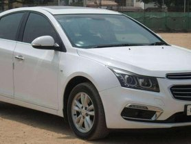 Used Chevrolet Cruze LTZ 2016 AT for sale in Coimbatore