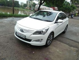 Hyundai Verna 1.6 CRDi SX 2015 AT for sale in Thane