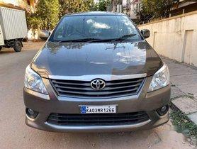 Toyota Innova 2.5 GX 7 STR BS-IV LTD, 2012, Diesel MT in Nagar