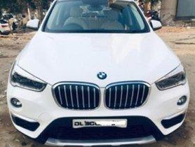 BMW X1 sDrive 20d xLine 2018 AT in New Delhi
