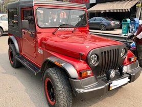 2013 Mahindra Thar CRDe AC MT for sale in New Delhi