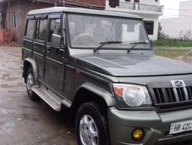 2014 Mahindra Bolero ZLX MT for sale in Yamunanagar