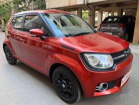 2018 Maruti Suzuki Ignis MT for sale in Pune