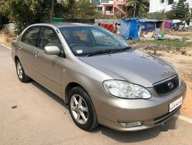 Used 2005 Toyota Corolla H4 AT for sale in Nagar