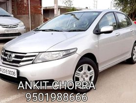 Used 2012 Honda City 1.5 S MT for sale in Chandigarh