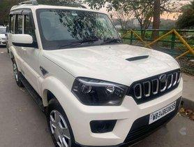 Used Mahindra Scorpio S5 2018 AT for sale in Kolkata