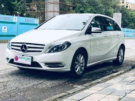 Mercedes-Benz B-Class B180 CDI, 2015, Diesel AT in Mumbai
