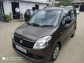 Maruti Suzuki Wagon R LXI 2010 MT for sale in Hyderabad