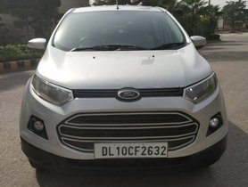 Ford EcoSport 1.5 DV5 Trend 2013 MT for sale in New Delhi