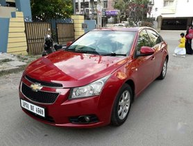 Used 2009 Chevrolet Cruze LTZ MT for sale in Hyderabad