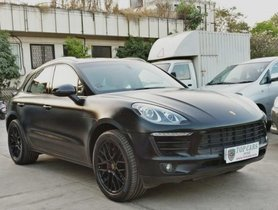Used 2015 Porsche Macan AT for sale in Pune